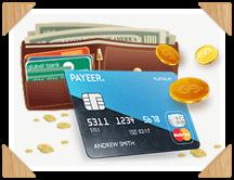 Вывод денег с Payeer кошелька