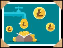 Лучшие и реально платящие Litecoin краны