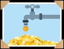 Самые прибыльные и стабильно платящие Dash краны
