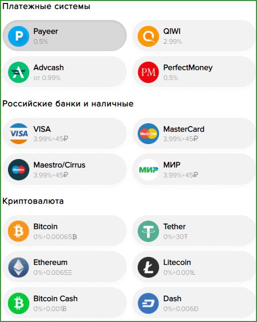 отсутствие вывода денег с Payeer на карты украинских банков